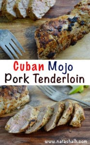 cuban mojo pork tenderloin recipe