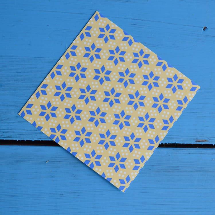 origami square_