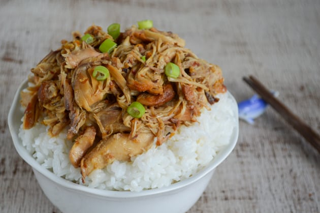 Low-Sodium Orange Ginger Chicken