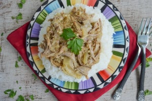 Slow Cooker Lechon Asado (Cuban Pork Roast)
