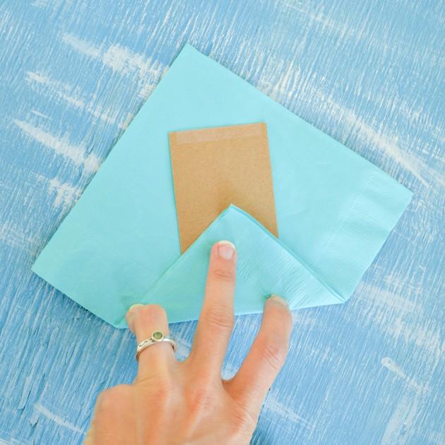 make bottom fold