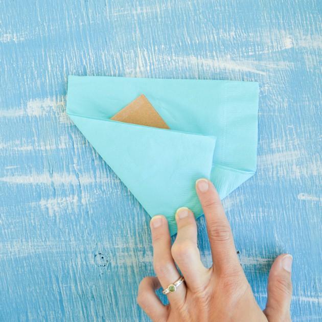 make left fold