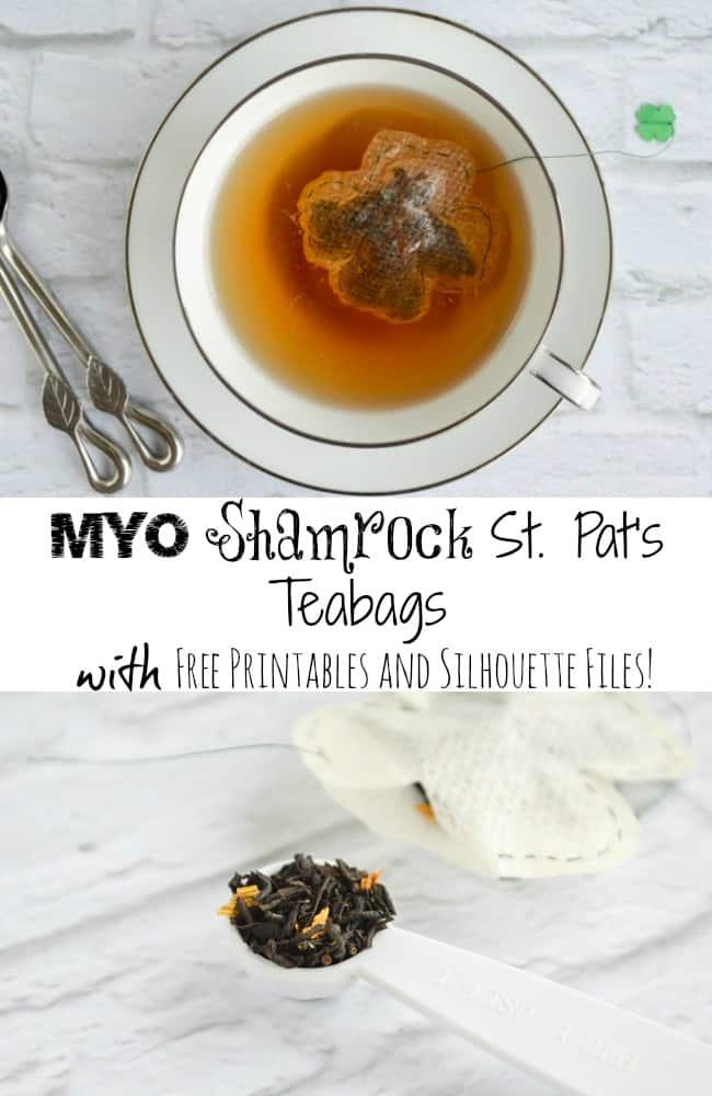 MYO Shamrock St. Pat's Teabags