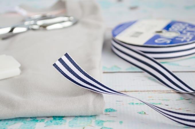 cut ribbon ties
