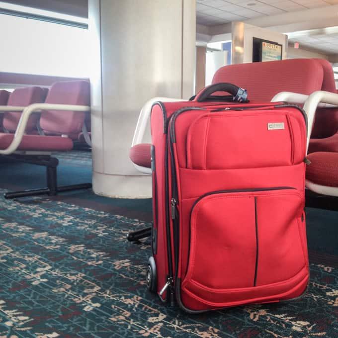 my carry on bag