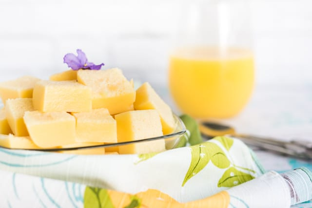workout snack protein gelatin squares