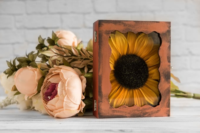 simple-fall-floral-shadow-box