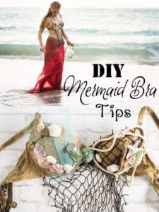 How to Make a Mermaid Bra - Tips for Making a Mermaid Bra