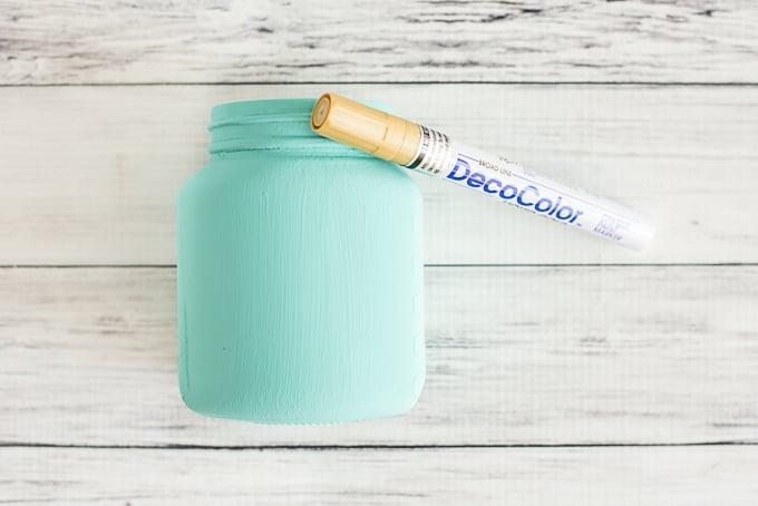write-on-jar