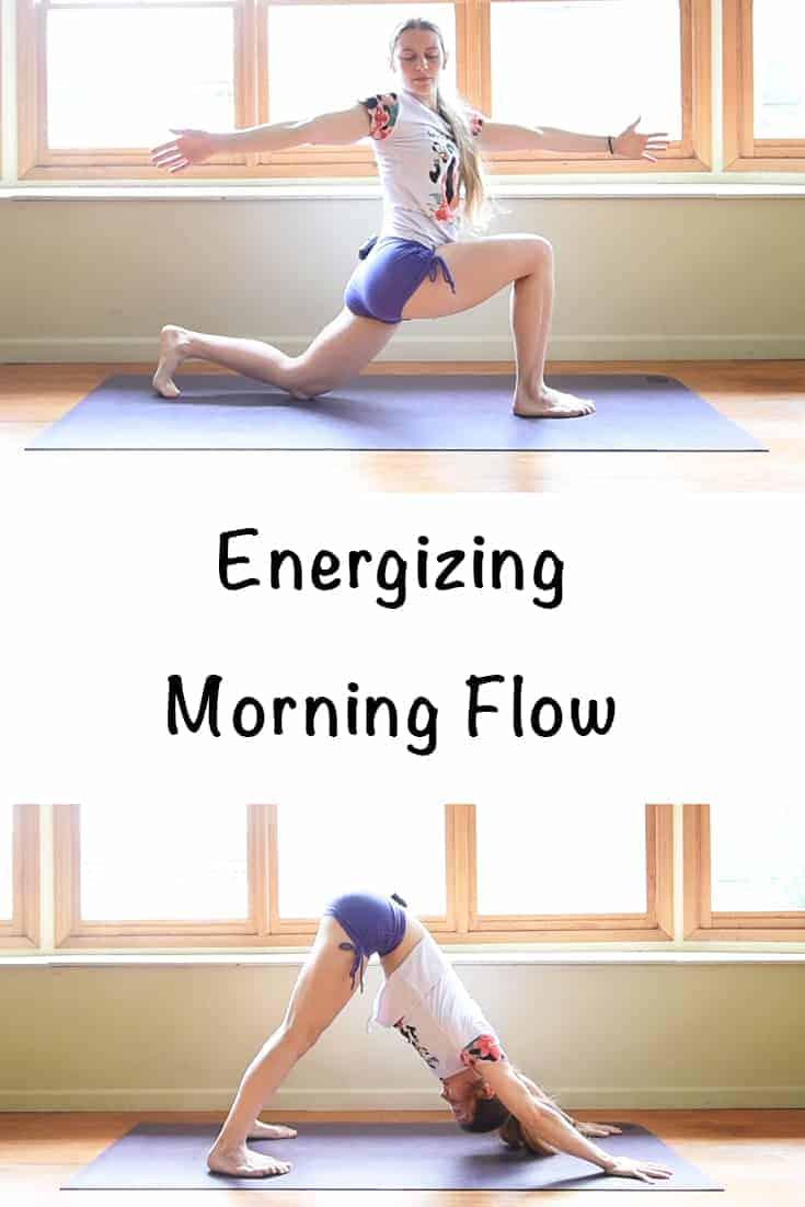 energizing morning flow yoga - all levels free yoga class