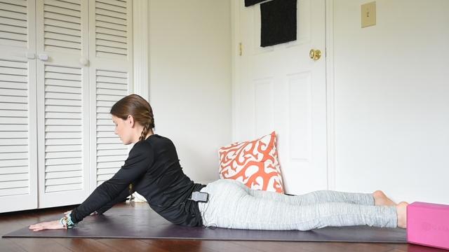 beginner yin yoga sequence seal