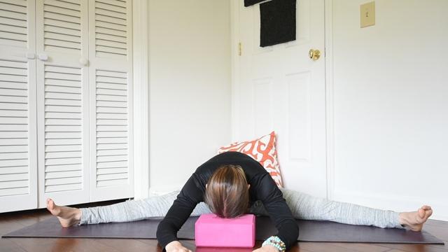 beginner yin yoga sequence 7