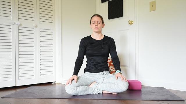 beginner yin yoga sequence
