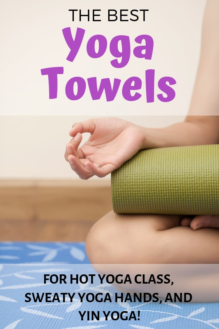 Discover the best yoga towels! These affordable yoga towels will help you practice without hurting your budget