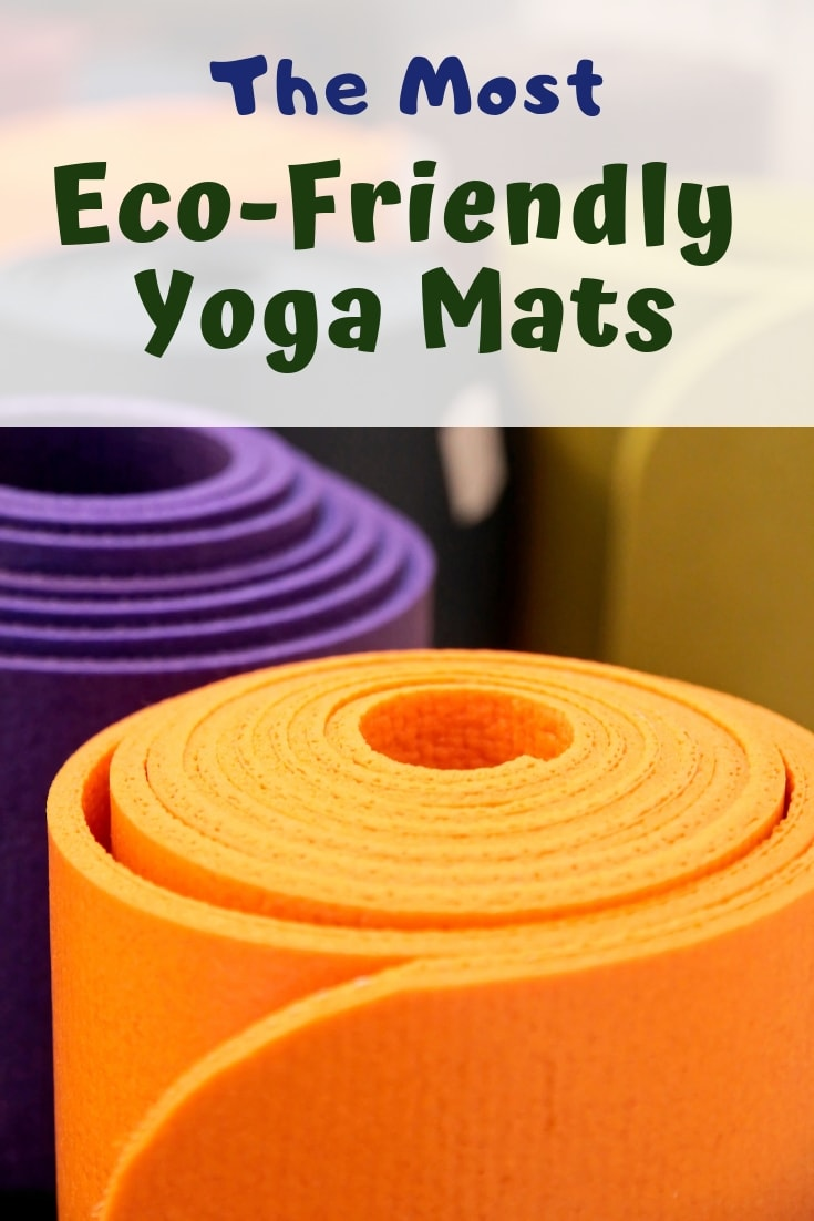 The most eco-friendly yoga mats - including the most affordable eco friendly yoga mat pick! Eco friendly yoga mats on Amazon & natural jute yoga mats.