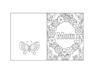 printable mother's day card 2
